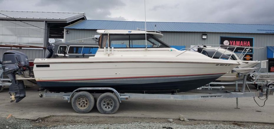 Pre-Owned Boats for sale at Willie's Marine in Juneau, Alaska